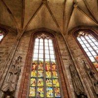 Готический собор Св.Лоренца (Германия, Нюрнберг) #8 :: Олег Неугодников