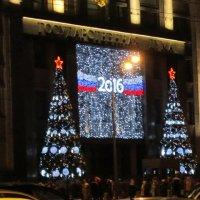 С Новым годом, дорогие россияне! :: Дмитрий Никитин