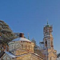 Торжок. Церковь Вознесения Господня. :: Ирина Шурлапова