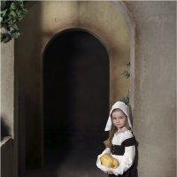 Девочка с тыквой :: Виктория Иванова