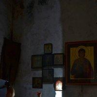 ХРАМ В СЕЛЕ ЛЫХНЫ - 4 ВЕК. :: Виктор Осипчук
