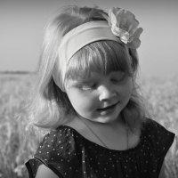 Застенчивость..... :: Ирина Жеребятьева
