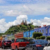 Большая пирамида в Чолуле, Мексика :: Elena Spezia