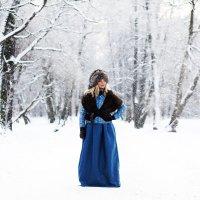 Зимняя :: Светлана Салахетдинова