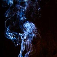 Рисунок из дыма :: Дмитрий Брошко