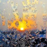 Январское солнце :: Сергей Чиняев