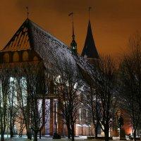 Зимний вечер в городе :: Михаил