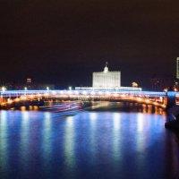 Вид с Бородинского моста :: Саша Суфранс