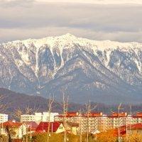 вид на Кавказ :: Олег Кручинин