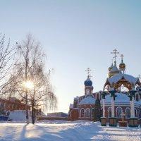 Свято- Воскресенский мужской монастырь :: Ирина ***