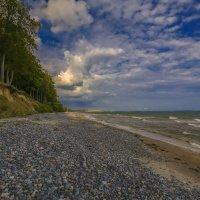Море и тучка :: Марат Макс