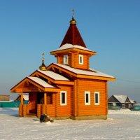 Церковь св. апостола Андрея Первозванного. :: nadyasilyuk Вознюк