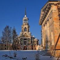 Новоторжский Борисоглебский монастырь. :: vkosin2012 Косинова Валентина