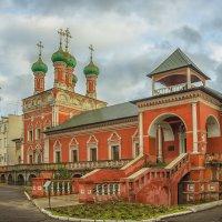 Высоко-Петровский монастырь :: Марина Назарова
