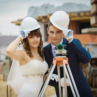 Строительство новой семьи. :: Полина Филиппова
