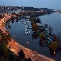 Вечерняя Влтава :: Ольга