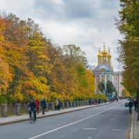 Дорога к храму :: Алексей Васильев