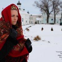 Солигорчанка в русском стиле :: Yana Odintsova