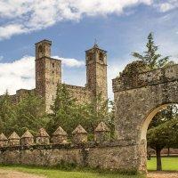 Бывший монастырь San Juan Bautista, Cuautinchan, Mexico :: Elena Spezia