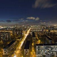 С балкона...... :: Оксана Исмагулова