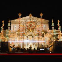 Новогодняя жизнь Большого театра :: Павел Радченко