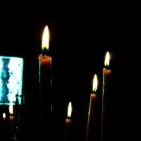 Свечи :: Татьяна Белогубцева