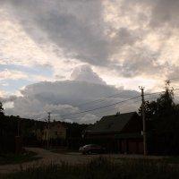 Необычное облако :: Elena N