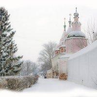январь в Суздале :: Moscow.Salnikov Сальников Сергей Георгиевич