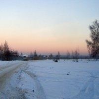 морозное утро... :: Галина Флора