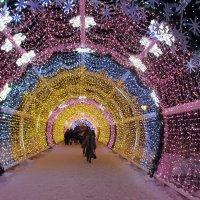 Световой туннель :: Алла Захарова