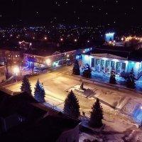 ночной город :: Степан Заянчковский