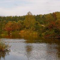 Разноцветная блажь сентября :: Нина северянка