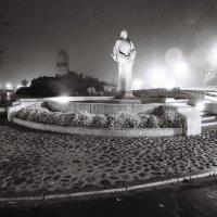 Памятник Ф.М Апраксину в Выборге :: Владислав Филипенко