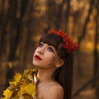 Осенняя стихия :: Виктория Дергачёва