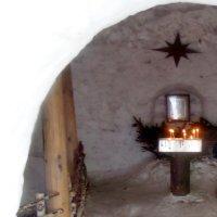 Место , где родился Иисус . :: Мила Бовкун