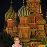Красная площадь :: Ольга Чирятникова