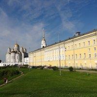 Путь к Успенскому собору :: Peripatetik