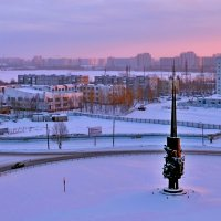 Мой город :: Елена Третьякова