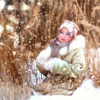 Зимушка... :: Мила Гусева