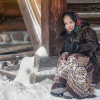 русская красавица :: Ярослава Бакуняева