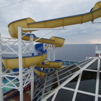 Аттракцион на корабле :: Natalia Harries