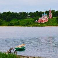 Лодка. :: Николай Емелин