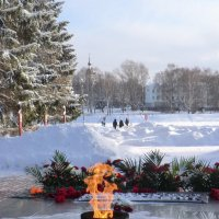 Освобождение Великих Лук: 17 января 1943 - 17 января 2016... :: Владимир Павлов