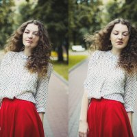 Наслаждайся :: Daria Zaitseva