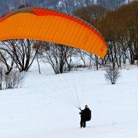 Ловец ветра :: Александр Запылёнов