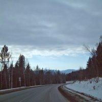 По дороге на Байкал :: alemigun
