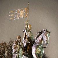 Под дождем :: Мария Кондрашова