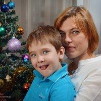 А мама не видит! :: Дмитрий