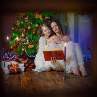 Рождественские зарисовки.. :: Юлия Романенко