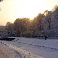 Мороз и солнце, снег и ветер :: Валентина Папилова